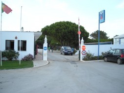 Parque de Campismo Orbitur (Sagres)